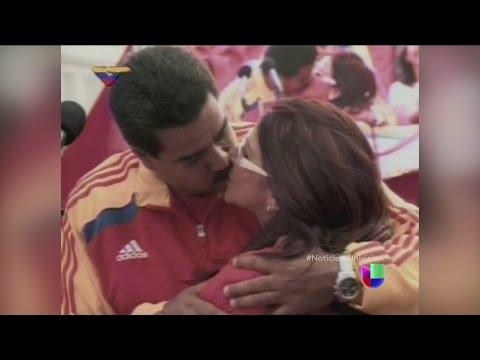 El video de aniversario de Maduro y su esposa