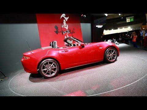 Car Tech - Mazda next generation MX-5 Miata