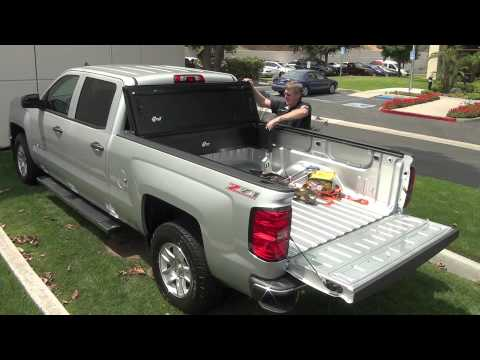 BakFlip and BakBox2 for 2014 Chevy Silverado