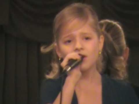 O Holy Night Jackie Evancho 9 Years video