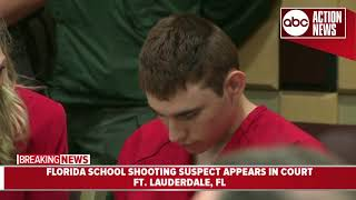 Court hearing held for Nikolas Cruz