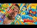 SuperZings Series 2 UNBOXING CAJA 25 SOBRES HIDEOUTS | Mega UNBOXING SuperZings en Pe Toys