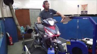 Honda RS150R aRacer RC M4 ECU Std Bike - Motodynamics Technology Malaysia