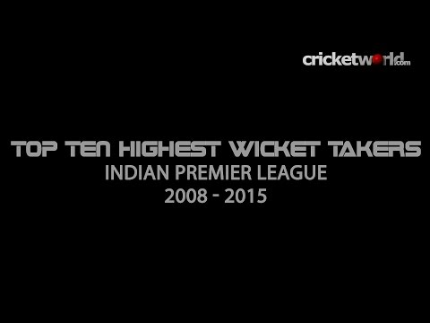 Top 10 highest wicket-takers in Indian Premier League history - Cricket World TV