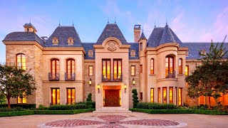 Grand French Chateau Style Mega Mansion in Beverly Hills California | Luxury Homes