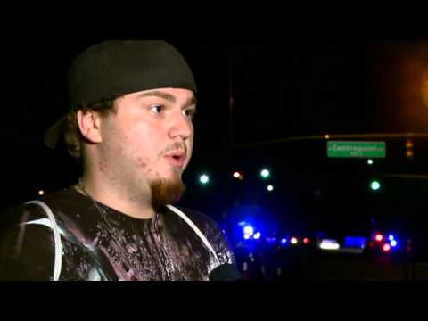 Aurora Theater Shooting Eyewitness Alex Milano Interview