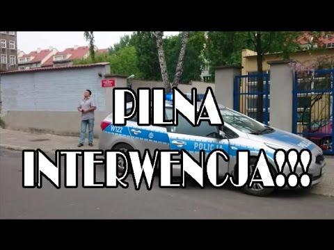 Szczecińska Policja W Służbie Obywatelowi! Pilna Interwencja!