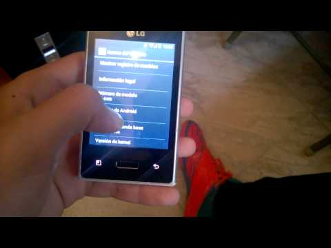"LG Optimus L3 ""e400"" Android 4.0.4 ICS (CWM)"