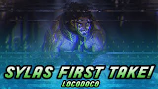 First Look at Sylas!! Lore + Skills + Analysis! - Locodoco