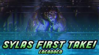First Look at Sylas!! Lore + Skills + Analysis! - Locodoco