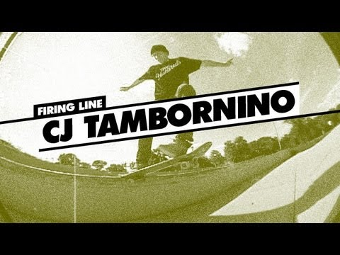 Firing Line: CJ Tambornino