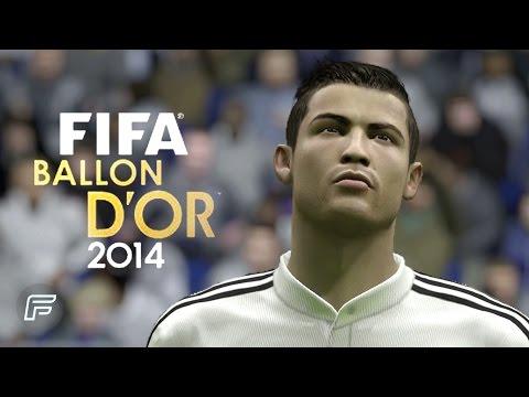 Cristiano Ronaldo - Ballon d'Or 2014 (FIFA 14/15 Edit)