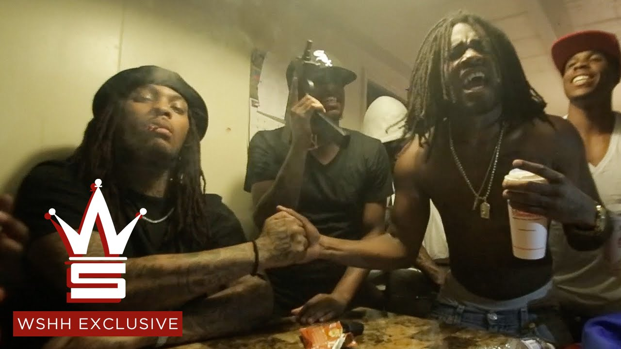 BossTop Feat. Waka Flocka - Bet He Won't