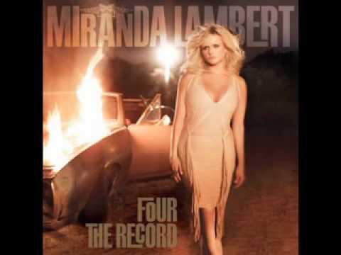 Hurts To Think- Miranda Lambert