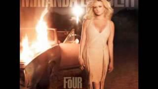Watch Miranda Lambert Hurts To Think video