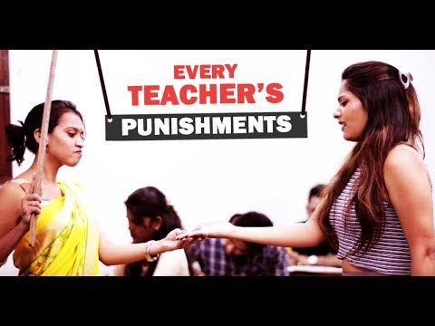 Teacher's Punishments | RVCJ thumbnail