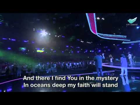 Oceans (where Feet May Fail) - Hillsong United  City Harvest Church video