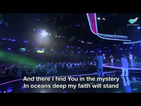 Oceans (where Feet May Fail) - Hillsong United  City Harvest Church video