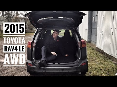 2015 Toyota Rav 4 LE road test and review | Pye Chevrolet Buick GMC Truro NS