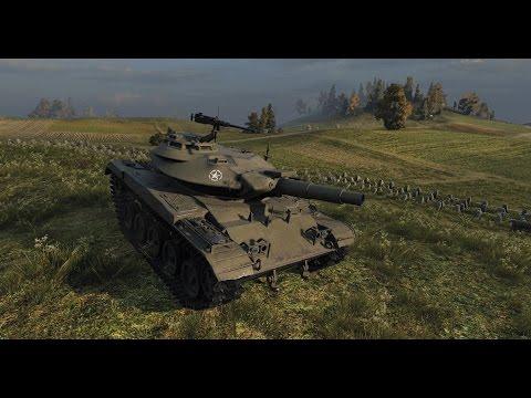 World Of Tanks - ЛБЗ на об.260. Легкие танки