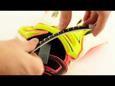 Reusch Argos Deluxe G2 Ortho-Tec Goalkeeper Gloves - Lime Punch Review