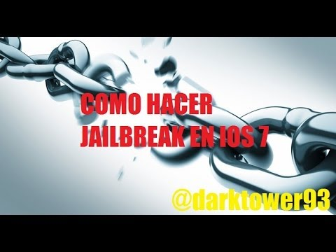 [Tutorial] Como hacer Jailbreak en IOS 7 he instalar Cydia con Evasi0n. Iphone.ipad.ipod touch
