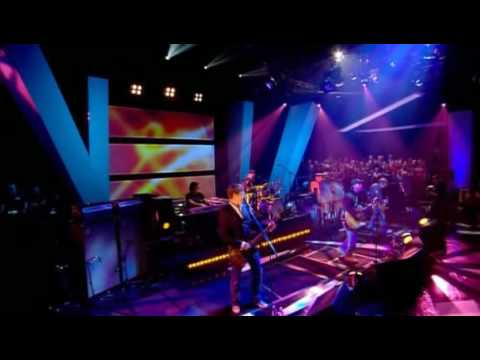Travis - Re-Offender (Later with Jools Holland 11.14.03)