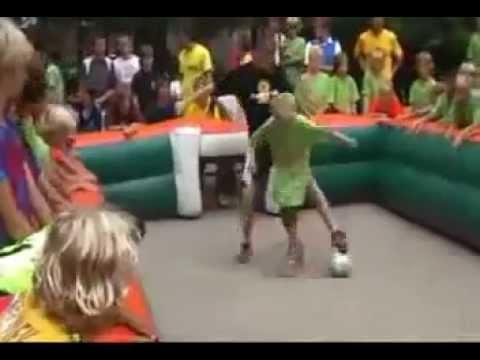 Aprenda Futebol de rua  #1