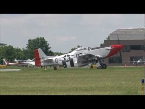 2012 World War II Weekend - Warbird Flights