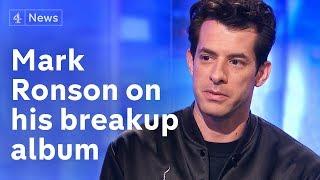 Mark Ronson interview (extended) on his break-up album Late Night Feelings