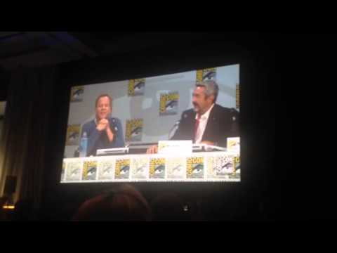 Kiefer Sutherland's Funny 24 Story At Comic Con 2014