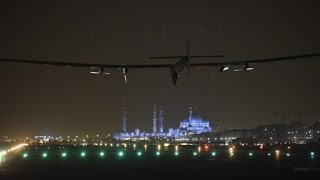 Solar Impulse completes epic round-the-world flight