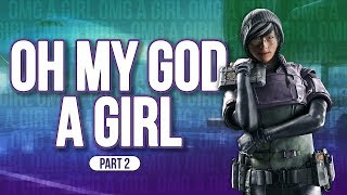 You Sound Like a Gamer Gril | OMG a Girl Series [2]