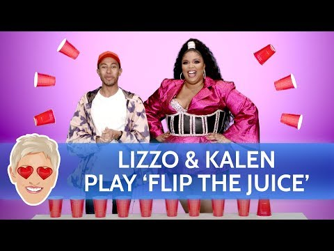 download song Lizzo and Kalen Play 'Flip the Juice' free