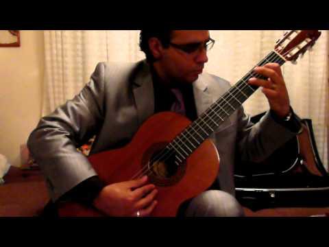 Leo Brouwer - Dos Temas Populares Cubanos - 1 Cancin De Cuna Berceuse