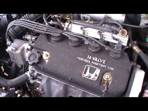 Honda Civic Automatic Transmission Fluid change