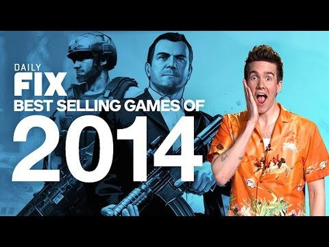 Best Selling Games & No 60fps Uncharted 4? - IGN Daily Fix