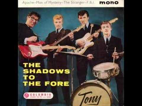 Shadows - Man Of Mystery 1960