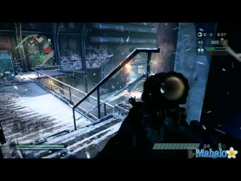 Killzone 3 Multiplayer Beta Marksman