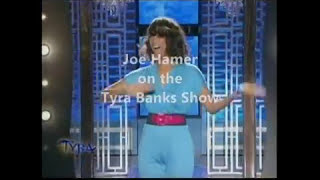 Joe Hamer Salon Mill Valley ...North Bay Celebrity Stylist Joe Hamer on the Tyra Banks Show