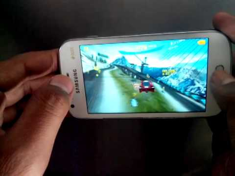 Asphalt 8 on Galaxy S Duos 2 GT-S7582