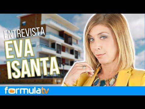 Eva Isanta explica los chantajes que sufrirá Maite en la décima temporada de 'La que se avecina'
