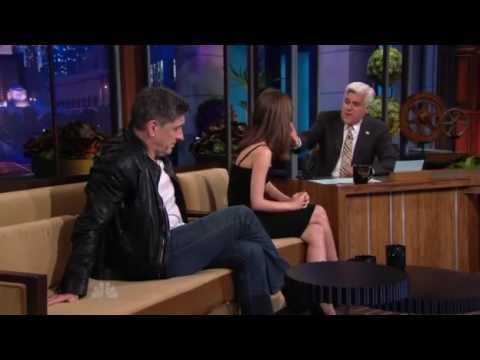Rose Byrne and Craig Ferguson on Jay Leno 13.7.2011
