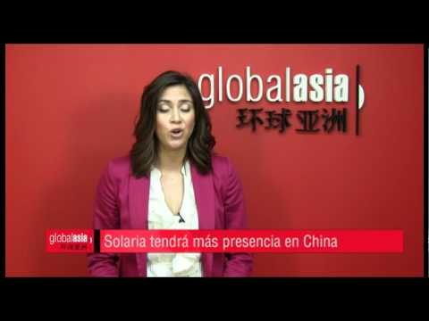 Informativos Global Asia TV 20/10/2011