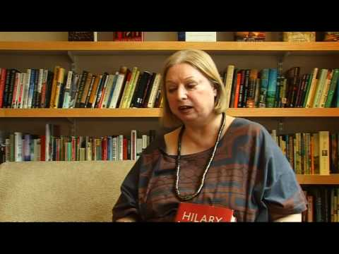 Hilary Mantel on winning the 2009 Man Booker Prize