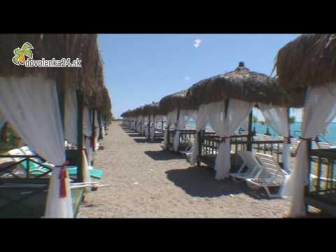Hotel Delphin Botanik World of Paradise, Alanya, Turecko 2011