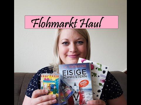 Flohmarkt Haul | Bücher | Kasetten | Bibi Blocksberg | Tiffys Welt