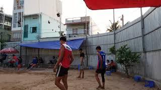 Bóng chuyền-4-4-TRẬN CHUNG KẾT-Team-THẠCH TRƯỜNG-VS-Team-ANH TRÌNH