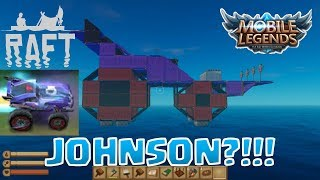 Buat Johnson Mobile Legend YOYO - Raft Indonesia