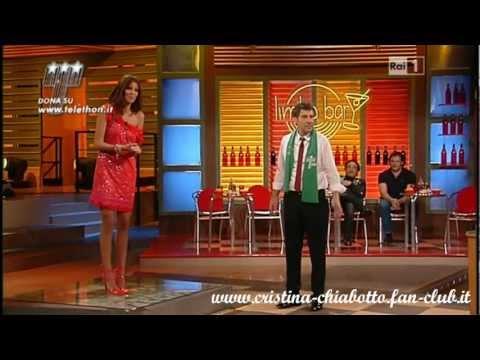 Cristina Chiabotto – I Soliti Ignoti: Speciale Telethon (17.12.11)